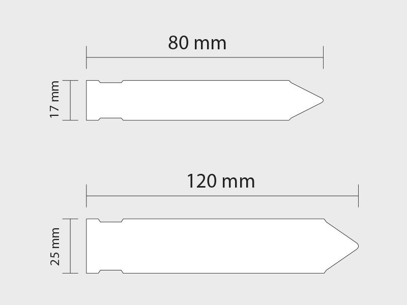 Размер этикетки